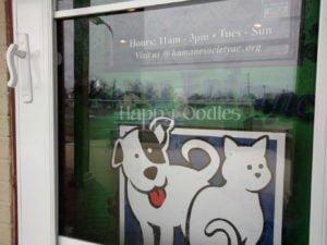 happy-oodles-bellas-life-day-1-front-green-door-fl