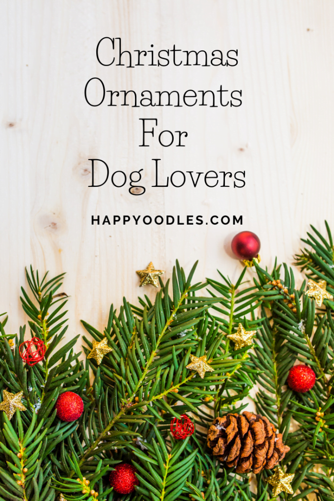 Christmas Ornaments for Dog Lovers